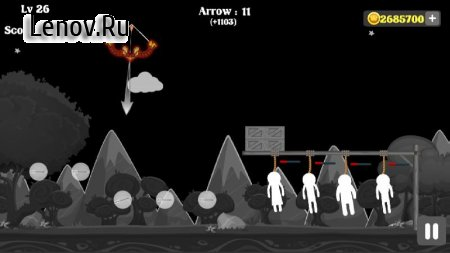 Archer's bow.io (обновлено v 1.5.4) Мод (Unlimited Money)