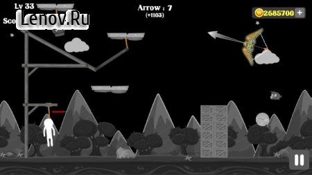 Archer's bow.io v 1.6.5 Мод (Unlimited Money)