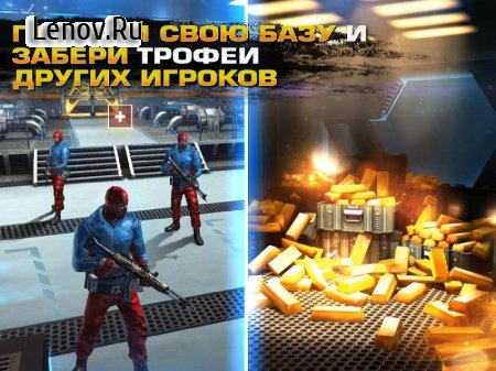 Sniper Fury: best shooter game v 5.7.0e Мод (много денег)