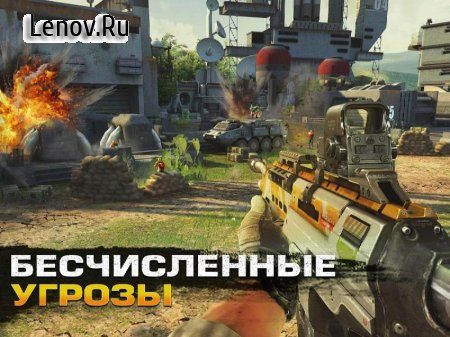 Sniper Fury: best shooter game v 4.4.0b Мод (много денег)