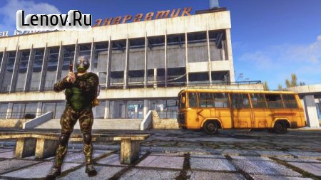 Radiation City v 1.0.2 build 35 Мод (Unlocked)