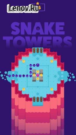 Snake Towers (обновлено v 1.2) (Mod Money)