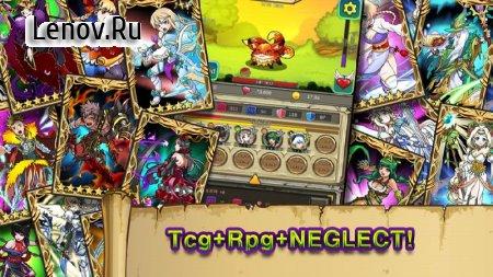 Knight Of God(TCG+ Clicker) v 1.1.12 Мод (High Stats/Weak Enemies)