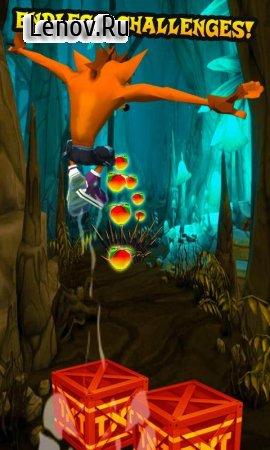 Temple Crash Jungle Escape v 1.0 (Mod Money)
