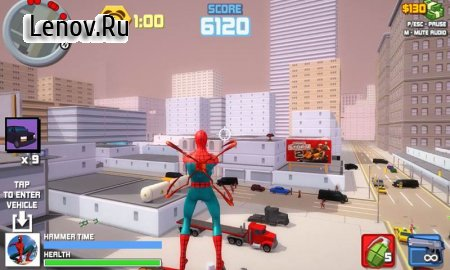 Spider Hero: Final War v 1.0 (Mod Money)