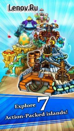 Magimon Adventures v 3.0.0 Мод (Infinite coins/gems/energy)