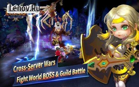 Brave Legends (CBT) (обновлено v 1.2.6) (Mod Menu/God Mode/One Hit)