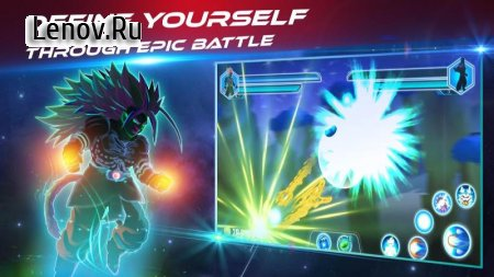 Dragon Shadow Battle : Super Hero Legend v 2.5 (Mod Money/Ads-free)