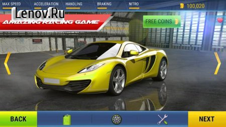 Mad 3D: Highway Racing v 1.1 (Mod Money)