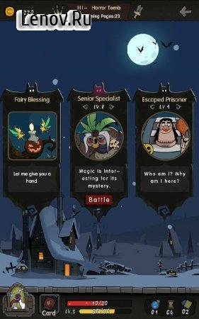 Night of the Full Moon v 1.5.1.32 (Mod Money/Unlocked)