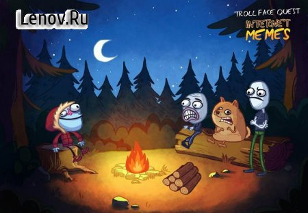 Troll Face Quest Internet Memes v 1.6.0 Мод (Ads-free/Tips)