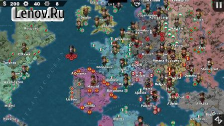 World Conqueror 4 v 1.2.12 Mod (Medals/Resources)