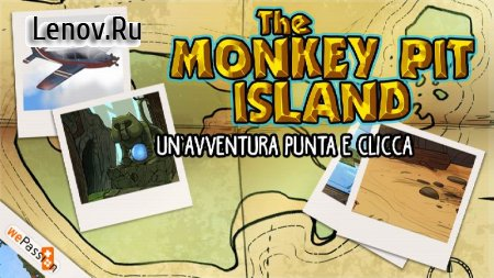 The Monkey Pit Island - Survive the treasure curse v 1.1.1 (Full)