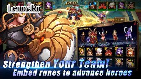 Legacy of Heroes v 0.1.CL114446_BCL114446 (God Mode/Damage x100)