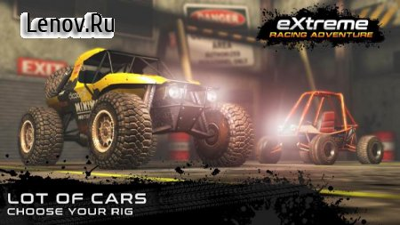 Extreme Racing Adventure v 1.5 (Mod Money)
