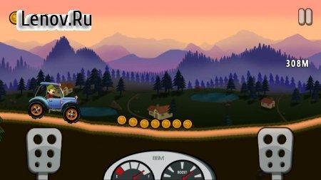 Hill Racing Climb v 1.0 (Mod Money)