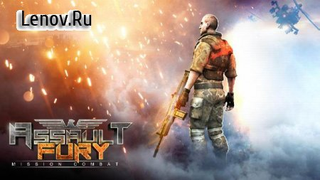 Assault Fury - Mission Combat v 1.4 (Mod Money)
