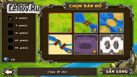 Đế Chế Online - De Che AoE v 1.4.6 Мод (Unlimited Gems/Crystals)
