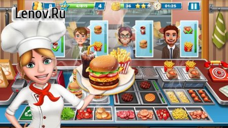 Cooking Chef v 9.5.3935 (Mod Money)