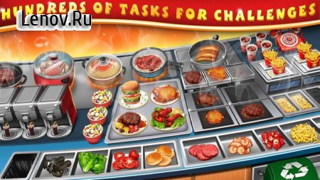Cooking Chef v 10.0.3935 (Mod Money)