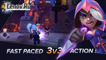 Heroes Rage v 0.90.2917 Мод (High max health/x2 speed)
