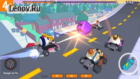 LoL Kart$: Multiplayer Racing (обновлено v 1.2.6) (Mod Money)