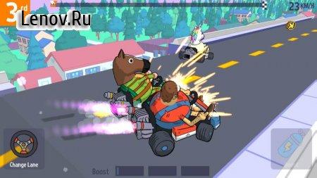 LoL Kart$: Multiplayer Racing v 1.3.7 (Mod Money)
