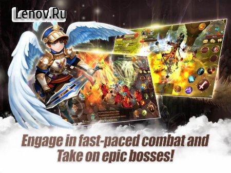 Flyff Legacy - New Anime MMORPG v 3.0.121 Мод (NO SKILL CD/5x RUN SPEED)