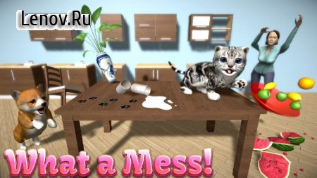 Cat Simulator - and friends v 3.9.2 (Unlocked)