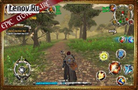 Kingdom Quest: Crimson Warden v 1.24 Мод (Unlimited Gold)