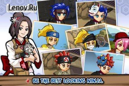 Ninja Saga v 1.3.90 Мод (Massive Damage/Unlimited Inventory Slots/Cheat Menu)