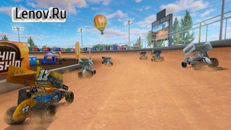 Dirt Trackin Sprint Cars v 2.0.04 Мод (полная версия)