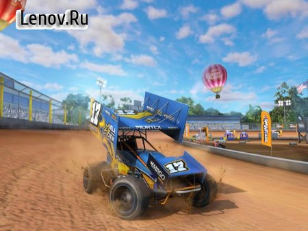 Dirt Trackin Sprint Cars v 3.0.7 Мод (полная версия)
