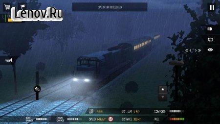 Train Simulator PRO 2018 v 1.5 Мод (много денег)