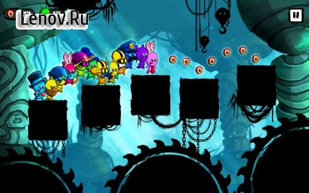 Gummy Heroes v 1.0.3 Мод (Unlocked)
