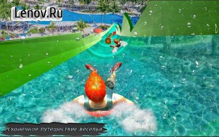 Water Park Slide Adventure v 1.0 Мод (Unlocked)