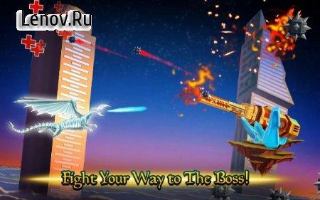 Dragon fight : boss shooting game v 3.10 (Mod Money)