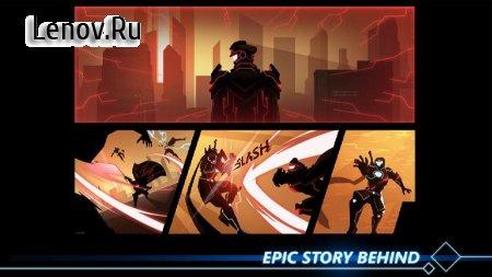 Overdrive - Ninja Shadow Revenge v 1.4.3 (Mod Money)