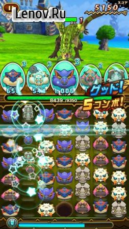 Monster Hunter Stories v 1.0.1 (Mod Menu/Weak Enemy/One Hit)