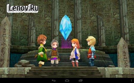 Final Fantasy III (psp version) v 1.0