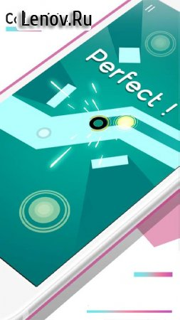 Dancing Ballz: Magic Dance Line Tiles Game v 1.8.7 Мод (Mod Lives/Unlocked)
