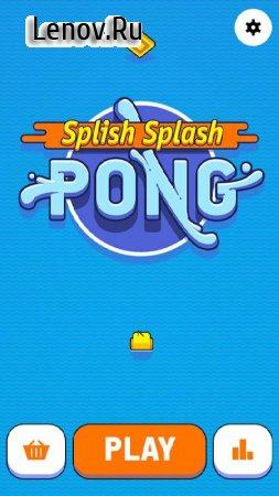 Splish Splash Pong v 1.1 (Mod Money/Unlocked)