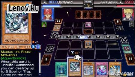 Yu-Gi-Oh! 5D's Tag Force 4 v 1.0