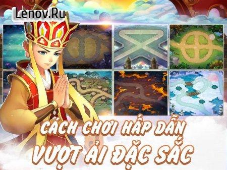 Mộng Tây Du-Anh Hùng Truyện TD (обновлено v 1.4.00) (Mod Menu/Hero Attack & More)