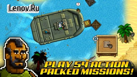 KickAss Commandos (обновлено v 1.1.6) (Mod Money/Unlocked)