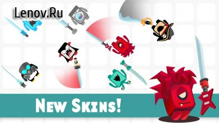 Goons.io Knight Warriors v 1.12.5 Mod (Unlock all skins)