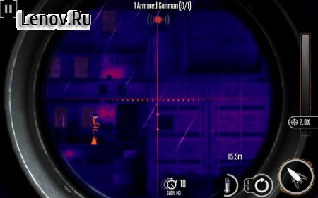 Sniper Strike – FPS 3D Shooting Game v 4.501 Мод (Unlimited Ammo)
