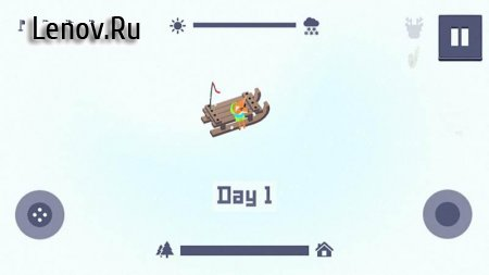Lost in the Snow v 1.17 Мод (Ads-free)