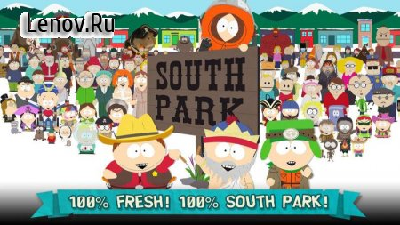 South Park: Phone Destroyer™ v 4.6.1 Mod (Unlimited Attacks/License Bypass)