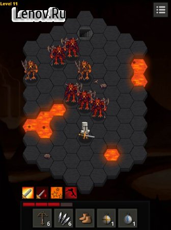 Dungeons of Hell v 1.0 (Full) (Mod XP)